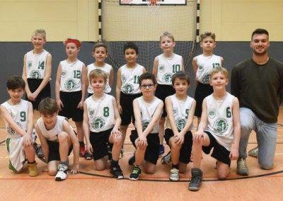 BTV-Ronsdorf-Graben · Basketballmannschaft U10